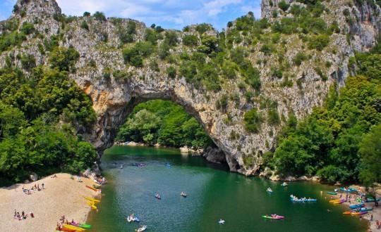 Uitstapjes in de Ardèche