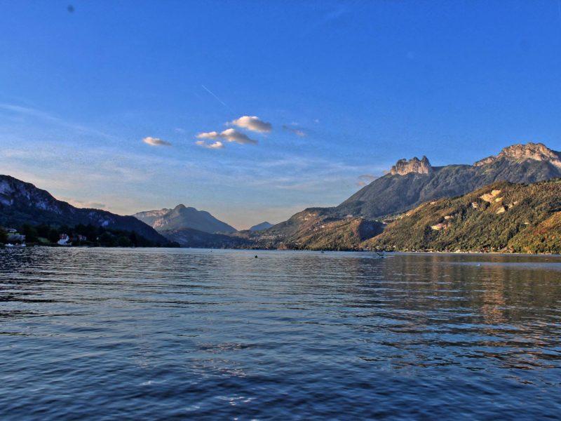 kindvriendelijk kamperen - Lac Bleu - meer Annecy