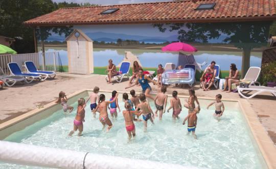 Brantôme Peyrelevade - Kids-Campings.com