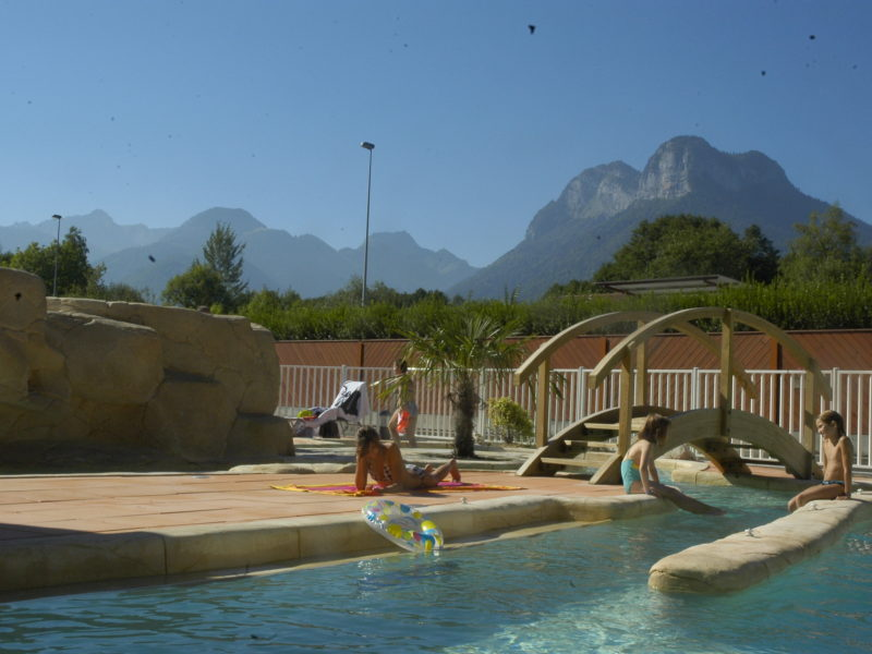 Kids-campings - Lac Bleu - zwembad 2