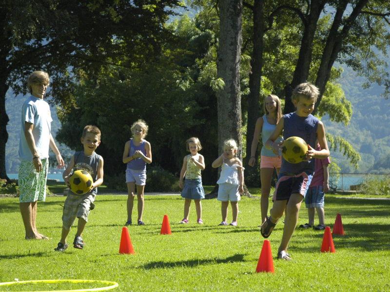 Kids-campings - Lac Bleu - sportveld