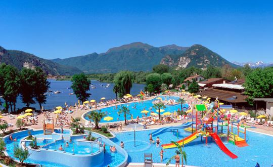 Village Isolino - Kids-Campings.com
