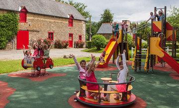 Domaine du Logis - Kids-Campings.com
