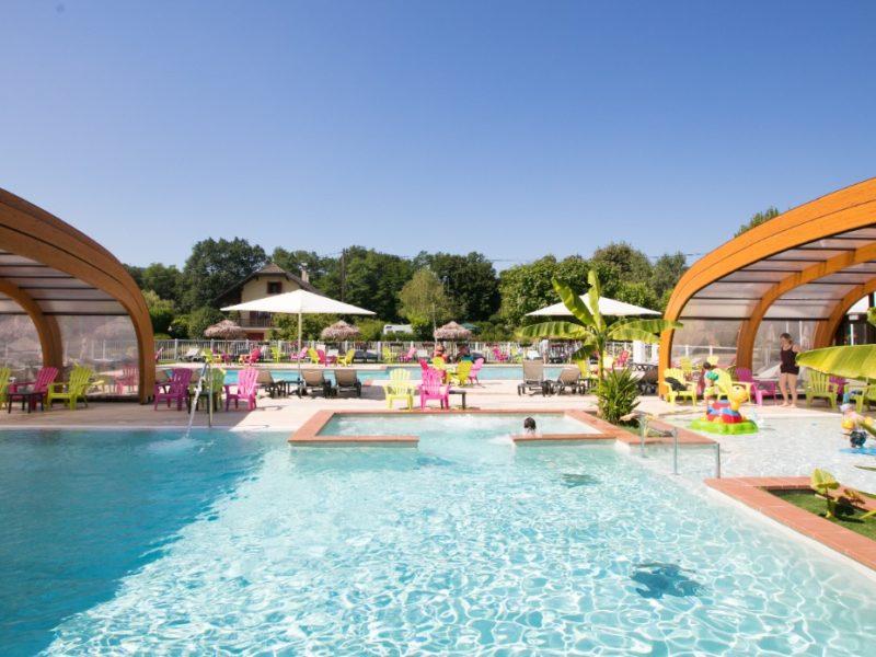 Zwembad Coin Tranquille - Kindvriendelijk kamperen
