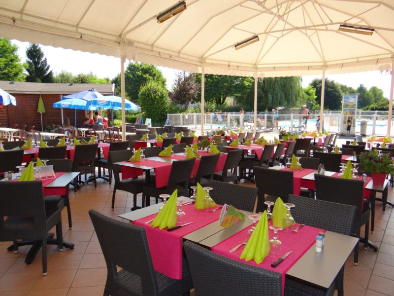 Terras Coin Tranquile - Kids-Campings
