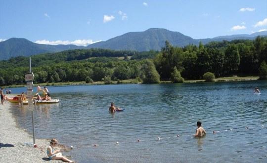 Lac de Carouge - Kids-Campings.com