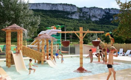 Gorges de l'Aveyron - Kids-Campings.com
