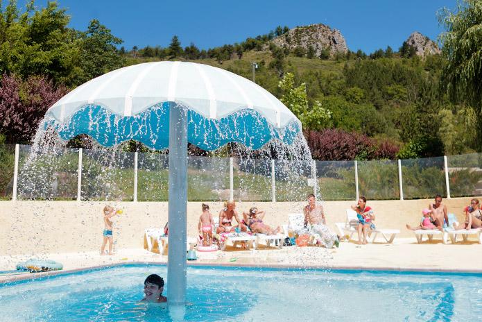 Kinderbad Domaine du Verdon