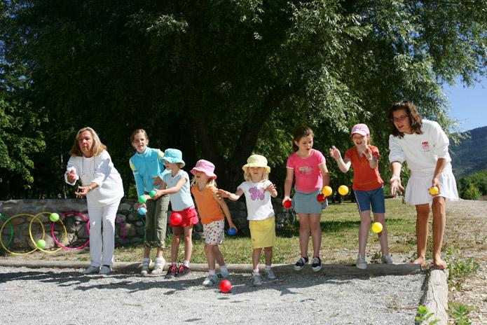 Kindvriendelijke camping als doorreis camping