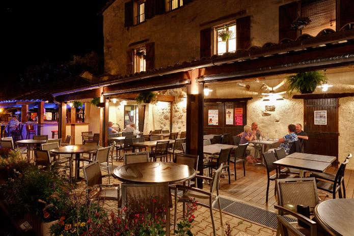 Restaurant Domaine du Verdon