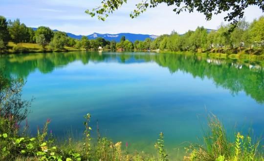 Lac Bleu (Diois) - Kids-Campings.com