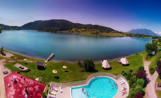 Lac du Lit du Roi - Kids-Campings.com
