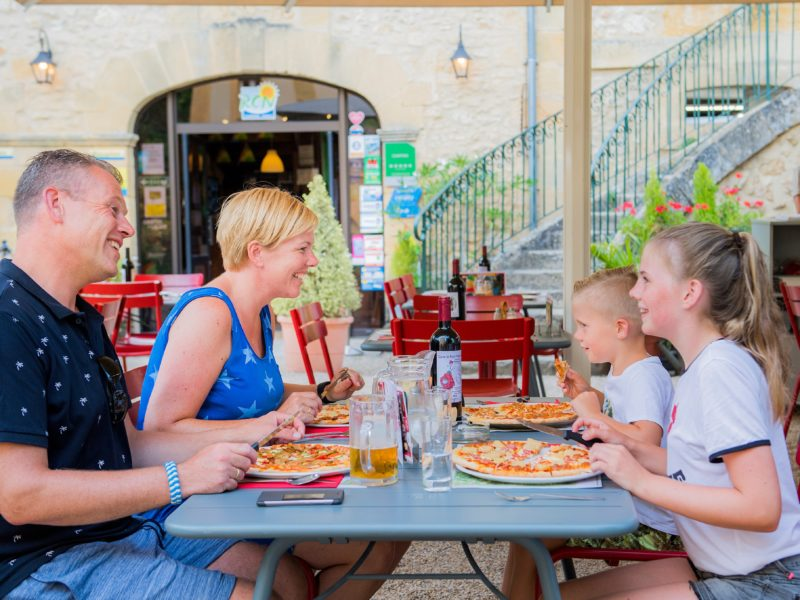 Restaurant - Le Moulin de la Pique
