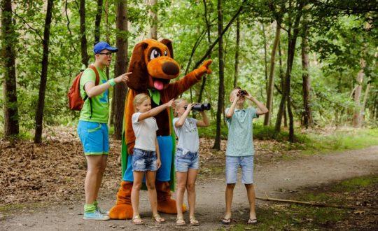 De Jagerstee - Kids-Campings.com