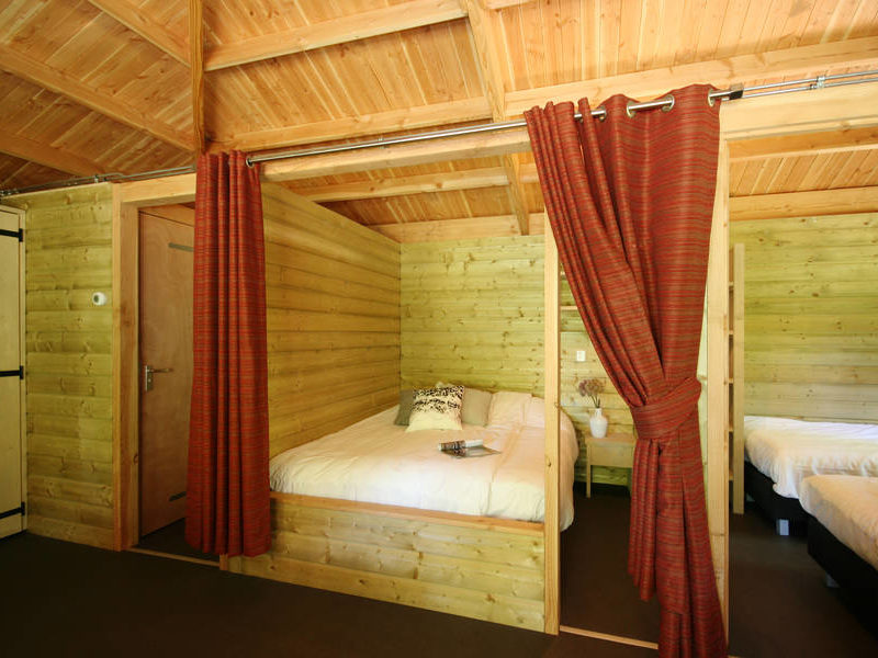 Bungalow de hooiberg slaapkamer - De Noordster