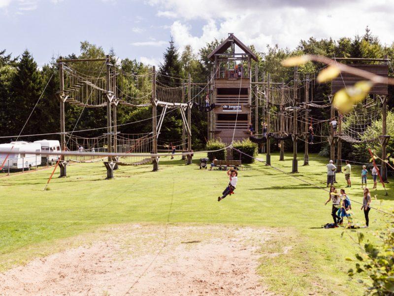 Survivallen RCN De Roggeberg via Kids-Campings.com