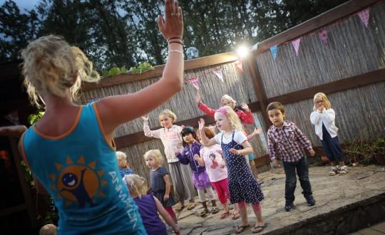 Leuk: kamperen met kinderen in de meivakantie!