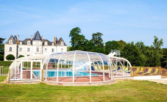 Château la Forêt - Kids-Campings.com