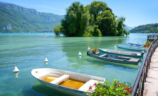 International du Lac d'Annecy - Kids-Campings.com