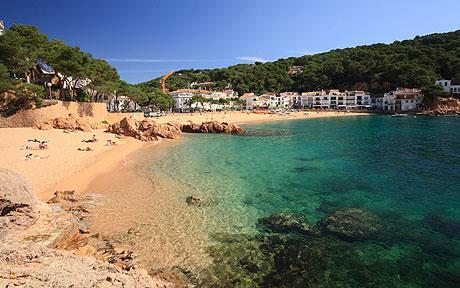 Drie mooiste stranden aan de Costa Brava