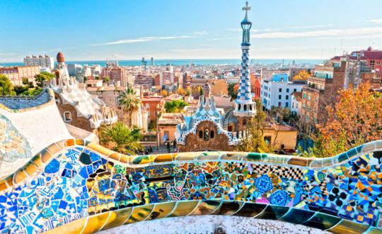 Barcelona: van-alles-wat-stad