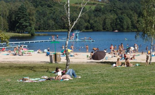 Lac de Miel - Kids-Campings.com
