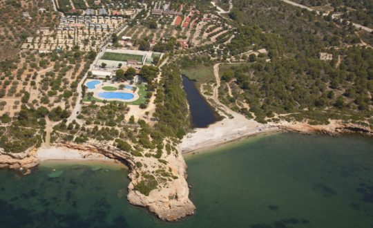 Ametlla Village Platja - Kids-Campings.com