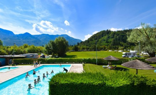 Lago di Levico - Kids-Campings.com