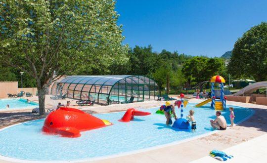 Ardèche Camping - Kids-Campings.com