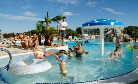 Port Minervois – Hauts du Lac - Kids-Campings.com