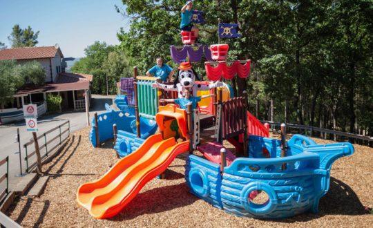 Vallicella Glamping Resort - Kids-Campings.com