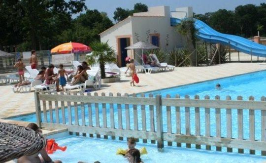 Domaine d'Oléron - Kids-Campings.com