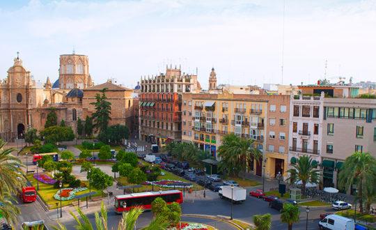 Driemaal kindvriendelijk restaurant in Valencia