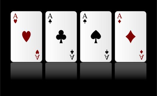 Fantastische kaartspellen voor op de camping