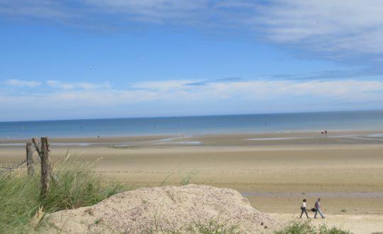 Dagje weg in Normandië