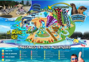waterpark zuid-drankrijk
