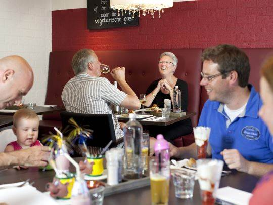 Landal - Landgoed Aerwinkel - restaurant