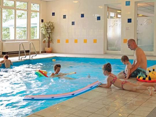 Landal - Landgoed Aerwinkel - binnenzwembad