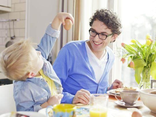Landal - Landgoed Aerwinkel - ontbijt