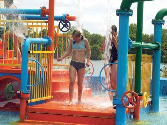 De schatberg - kids-campings - de waterspeeltuin
