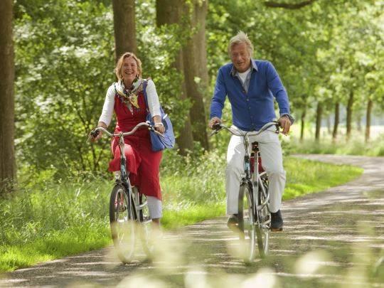 Landal - Hof van Haamstede - fietsen