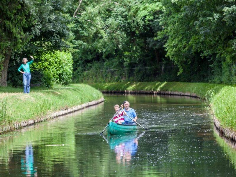 Landal - Hof van Haamstede - rivier