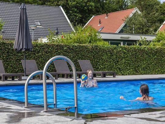 Landal - Hof van Haamstede - zwembad