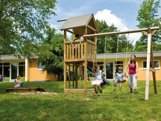 Hochwald - kids-campings - in de speeltuin