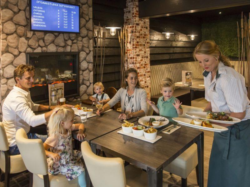 Landal - Het Land van Bartje - Restaurant