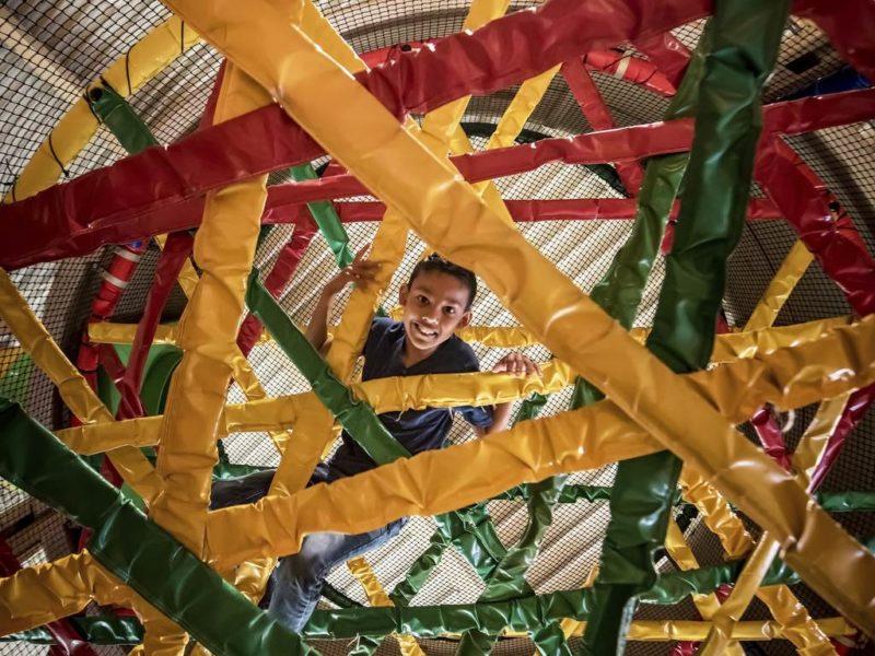 Rabbit Hill - kids-campings - indoor speelparadijs