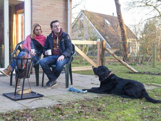 Landal - Twenhaarsveld - Met de hond