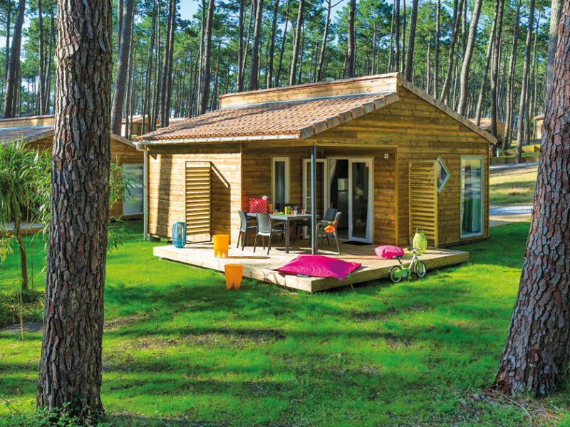 Camping Eurosol accommodatie