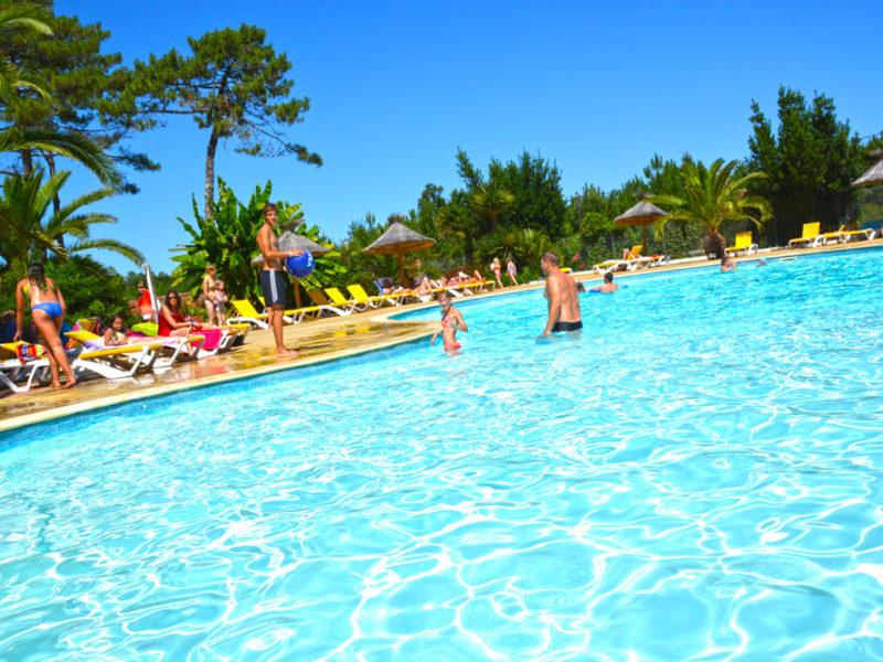 Camping Eurosol zwembad