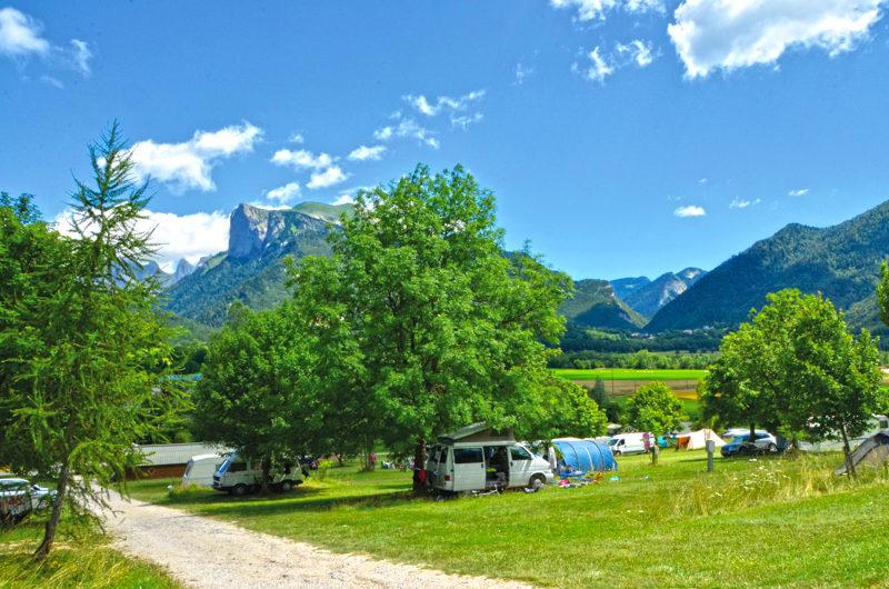 Champ la Chèvre campsite